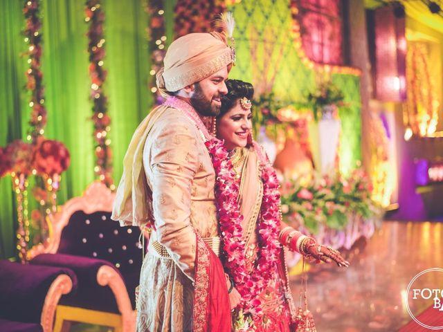 The wedding of Sahiba and Tushar