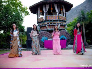 The wedding of Shalini and Ishank 1