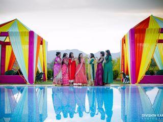 The wedding of Shalini and Ishank 2