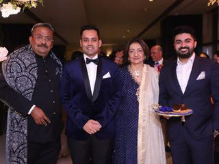 The wedding of Aakriti and Rohit 2