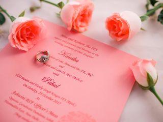 The wedding of Kanika and Pahul 2