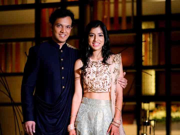 The wedding of Nandita and Gaurav