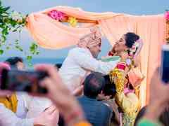 The wedding of Kanika and Mandeep 1