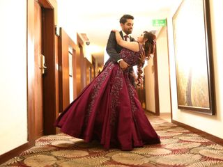 The wedding of Shaila  and Ankur 3