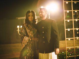 The wedding of Anoli and Arjun 2