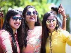The wedding of Sneha and Sahil 3