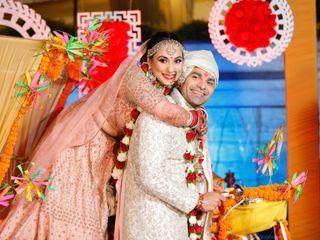 The wedding of Niyati and Rahul