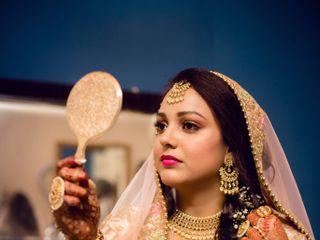 The wedding of Safiya and Abbas 1