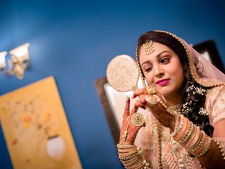 The wedding of Safiya and Abbas 3
