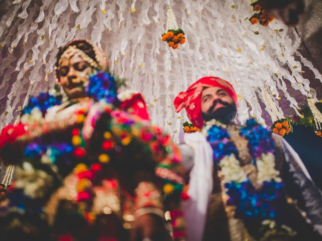 The wedding of Bhavin and Hiral