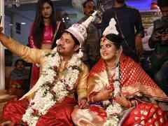 The wedding of Aditi and Avijit 2