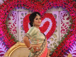 The wedding of Aditi and Avijit 1