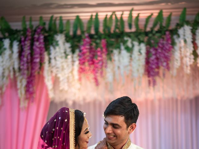 The wedding of Sandip and Susmita