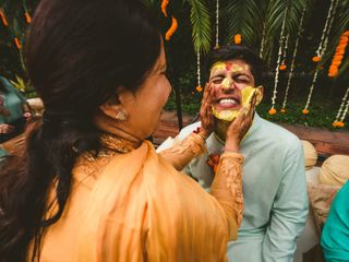The wedding of Ashmita and Saket 1