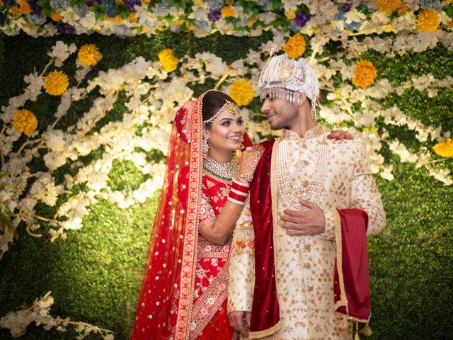 The wedding of Srishti and Raghav