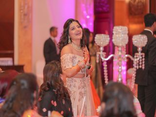 The wedding of Ishita and Sidharth 3