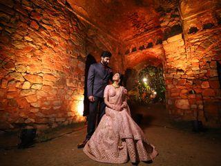 The wedding of Anupriya and Sameer 2