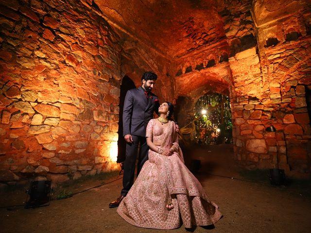 The wedding of Anupriya and Sameer