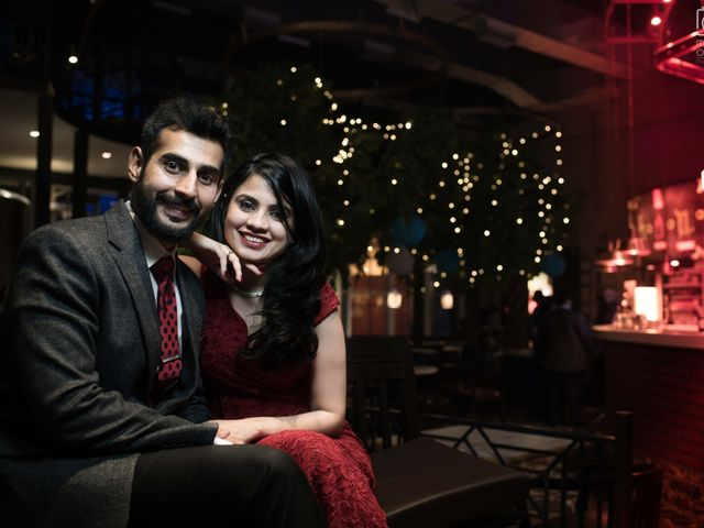 The wedding of Swapnil and Abhinav