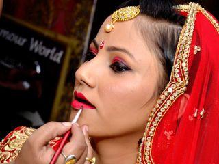 The wedding of Sunita and Nishit 1