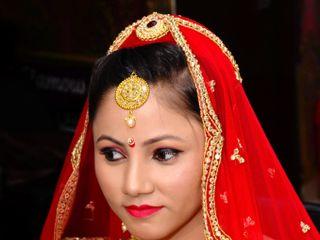 The wedding of Sunita and Nishit 2