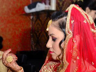 The wedding of Sunita and Nishit 3
