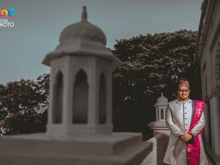 The wedding of Pallavi and Pranil 2