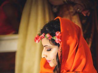 The wedding of Shruti and Abhishek 2