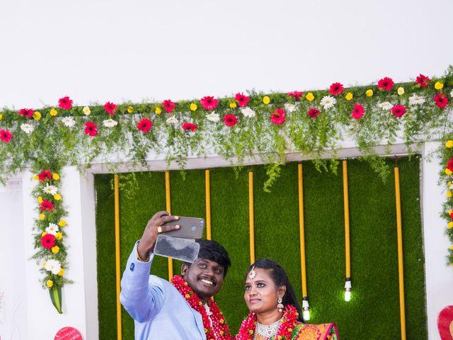 The wedding of Divya and Ranjith
