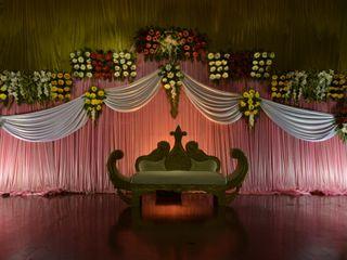 The wedding of Tanya and Samuel 1
