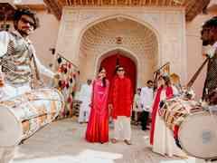 The wedding of Anisha and Ankit 1