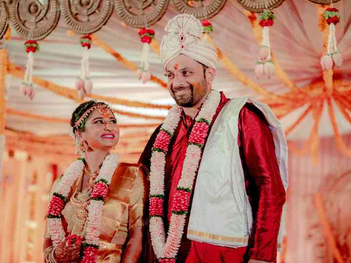 The wedding of Shweta and Aman