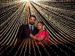 The wedding of Shweta and Aman 1