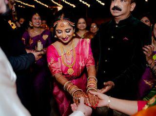 The wedding of Shweta and Aman 3