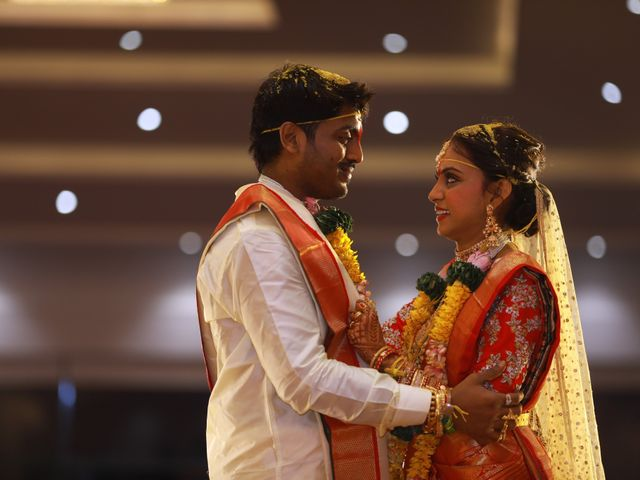 The wedding of Neha and Dhiren