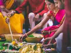 The wedding of Prathibha and Ashwin 6