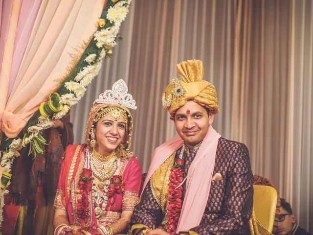 The wedding of Priyanka and Ashish