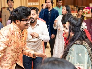 The wedding of Suman and Sindhu 1