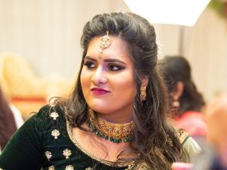 The wedding of Suman and Sindhu 3