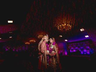 The wedding of Neha and Aditya