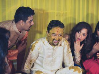 The wedding of Prachi and Rishabh 2