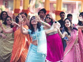 The wedding of Prachi and Rishabh 3