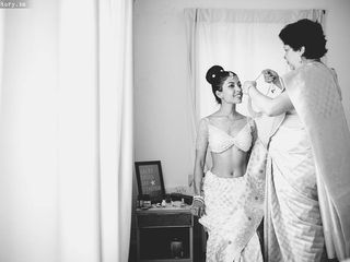 The wedding of Anjalika and Andrew 1