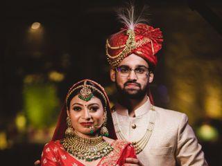 The wedding of Shilpa and Vaibhav 1