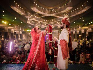 The wedding of Shilpa and Vaibhav 3