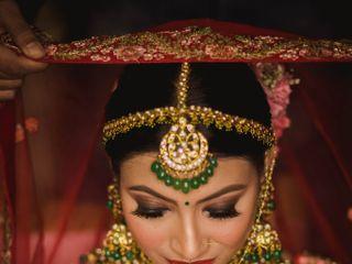 The wedding of Shilpa and Vaibhav