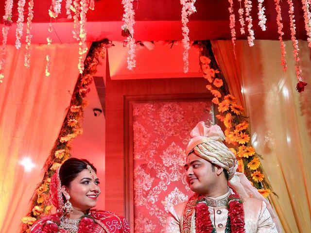 The wedding of Arpita and Raghav