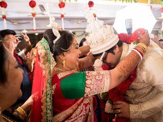 The wedding of Uttra and Abhishek 2