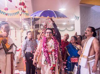 The wedding of Uttra and Abhishek 3