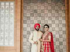 The wedding of Ankieta and Zorawar 5